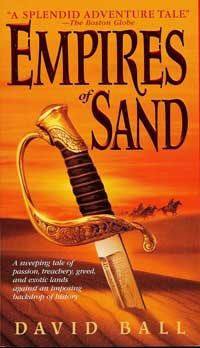 Empires of Sand - paperback US