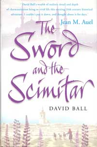 Sword and the Scimitar - UK Hardback