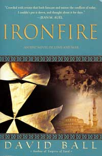 Ironfire - US Trade Paperback Edition
